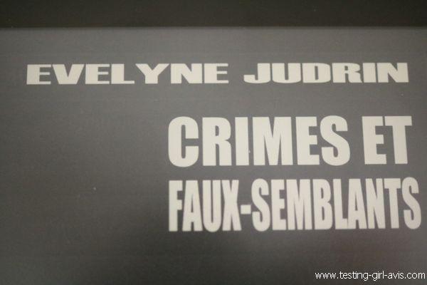 Evelyne Judrin - auteure autoéditée