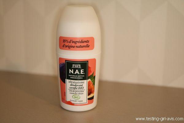 déodorant bio N.A.E. figue et hibiscus
