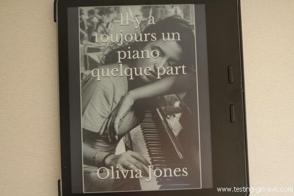 Il y a toujours un piano quelque part de Olivia Jones chronique