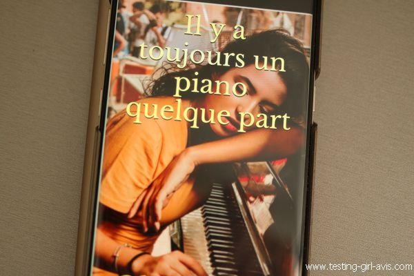 Il y a toujours un piano quelque part de Olivia Jones résumé