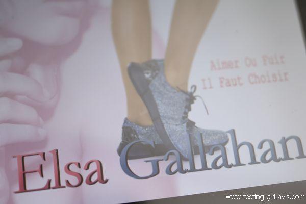 Elsa Gallahan - L'auteure
