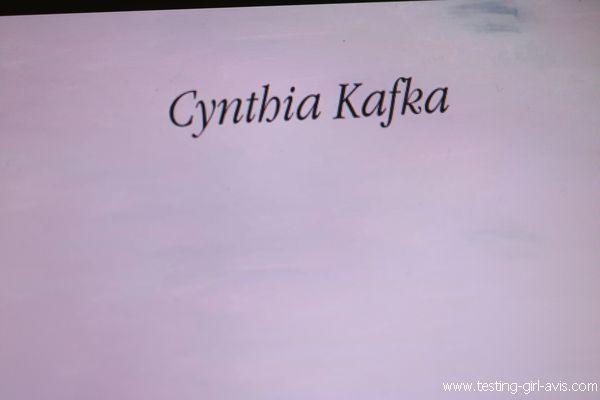 Cynthia Kafka auteure
