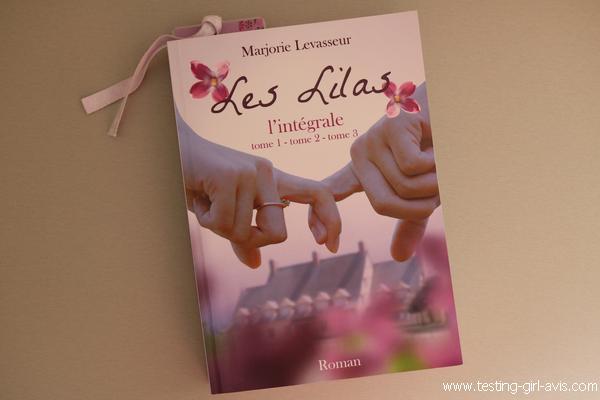 Marjorie Levasseur - Les Lilas - Intégrale - Chronique