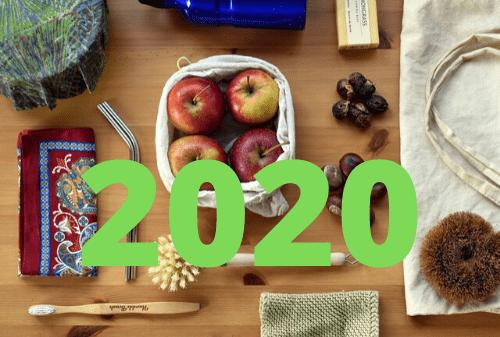 5 bonnes résolutions écologiques faciles 2020