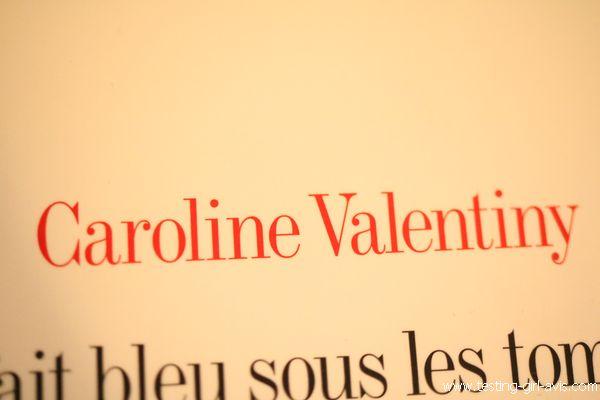 Caroline Valentiny -  auteure