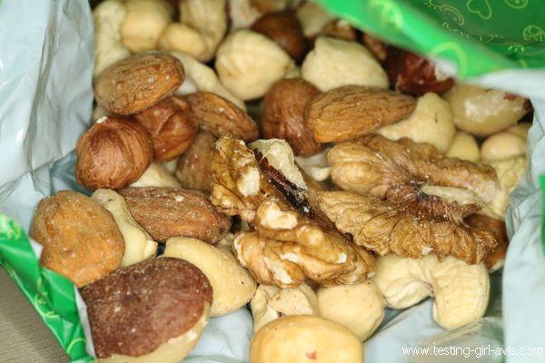 mélange de noix bio Mundo Feliz avis