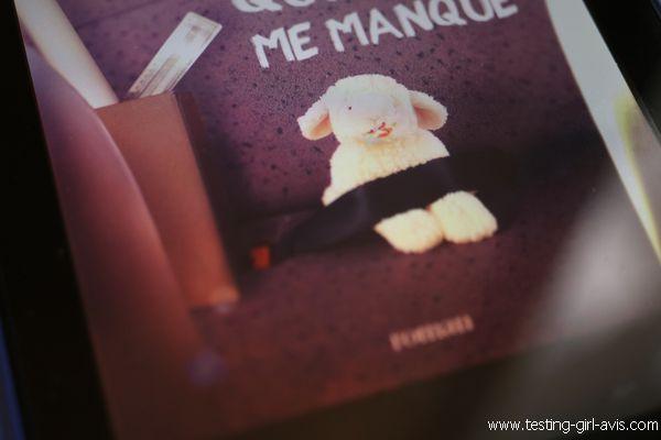 Marjorie Levasseur - Ne lui dis pas qu'il me manque - avis