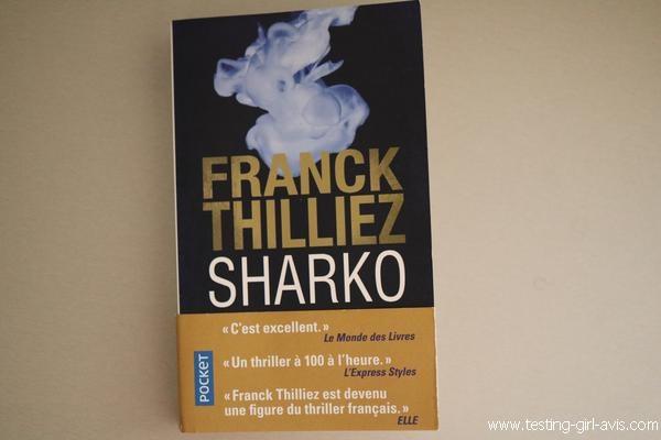 Sharko de Franck Thilliez [Chronique] -Triller français