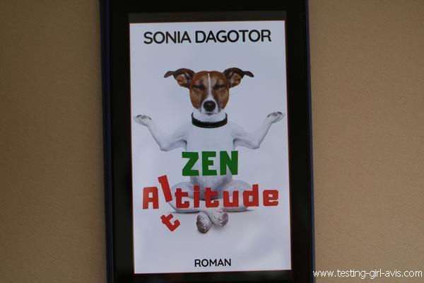 Zen Altitude de Sonia Dagotor [Chronique] - roman feel-good