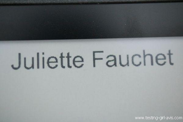 auteur Juliette Fauchet