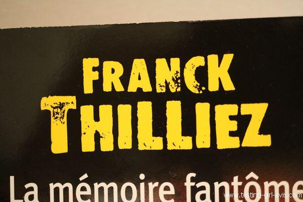 Auteur Franck Thilliez