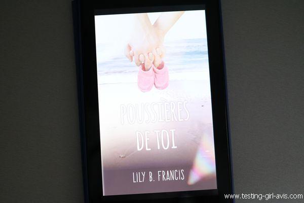 Lily B. Francis - Poussieres de toi chronique avis