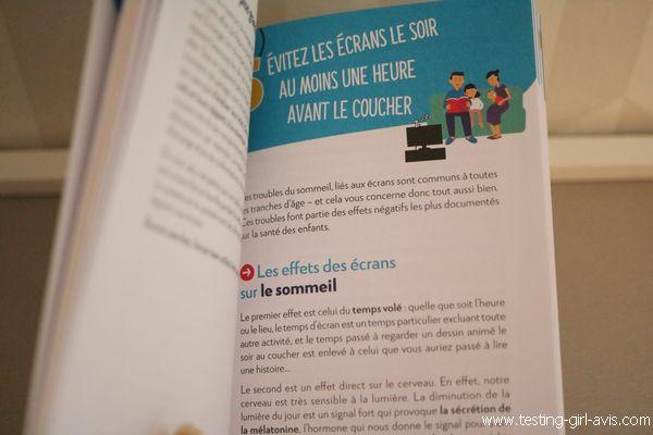 5 livres pour aider les parents - Les écrans: Mode d'emploi pour une utilisation raisonnée en famille