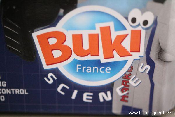 Buki sciences marque