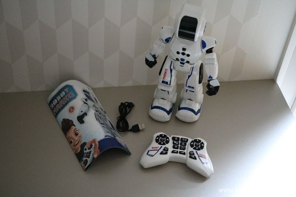 robot Marko de Buki - Avis