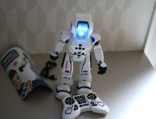 robot Marko Buki - avis