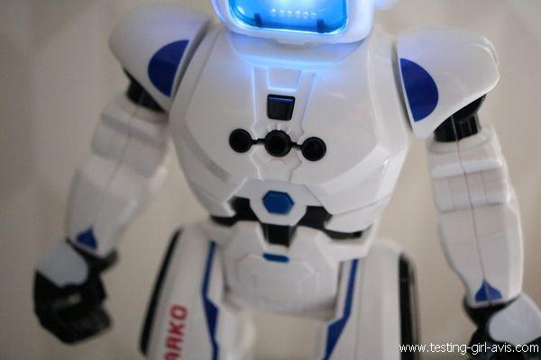 Corps du Robot Marko