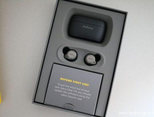 Test des Jabra Elite 75t - écouteurs sans fil