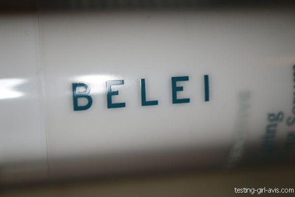Belei, une marque Amazon de produits de beauté