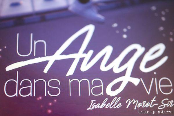Isabelle Morot-Sir - un ange dans ma vie