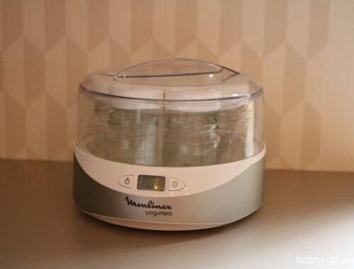 la yaourtière moulinex yogurtueo
