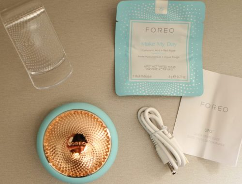 foreo avis ufo masque intelligent