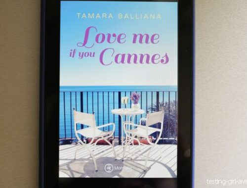 Love me if you Cannes livre de Tamara Balliana