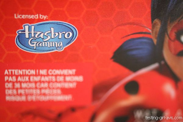 Hasbro Gaming License Miraculous