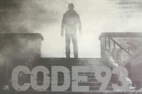 Résumé de Code 93 (Victor Coste n°1)