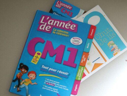 Le programme de CM1 avec L'année de CM1 de Bordas