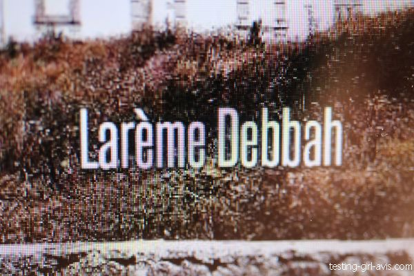 Larème Debbah - auteure auto-éditée