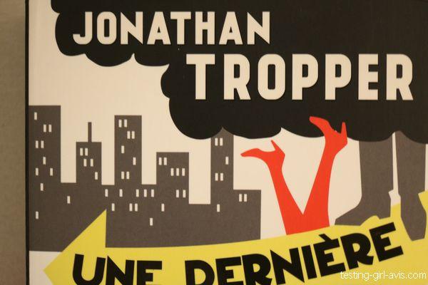 Jonathan Tropper - L'auteur