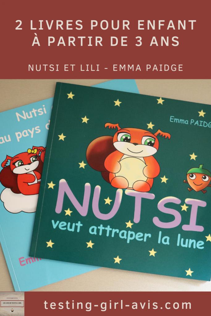 Nutsi et Lili - Emma Paidge Pint