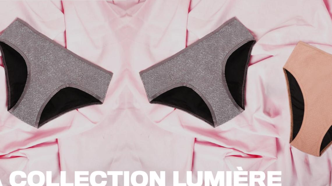fempo paillettes - nouvelle collection lumière