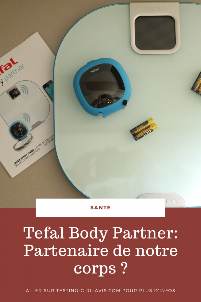 tefal body partner Pin