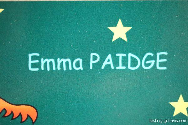 Emma Paidge Auteure et illustratrice livres pour enfants