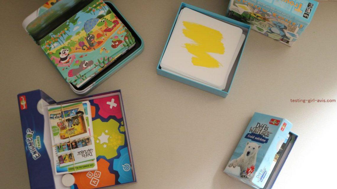 6 petits jeux enfants à emmener en vacances
