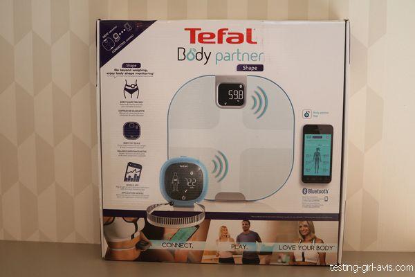Le Tefal Body Partner: C'est quoi ?