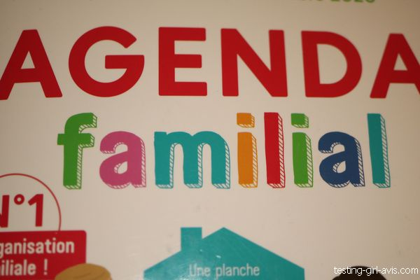 L'agenda familial Mémoniak