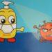 Masque-Slip contre Coronatruc de Emma Paidge livre pour enfant