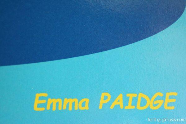 Emma Paidge - auteure autoéditée