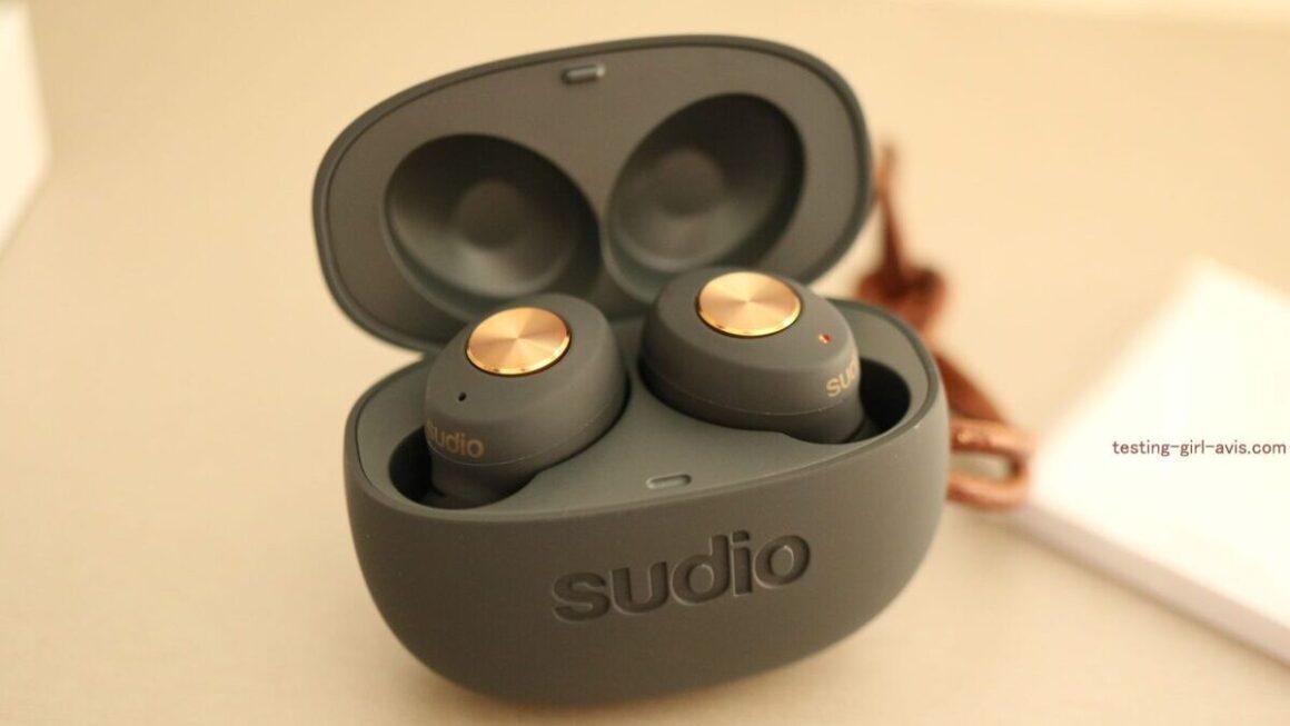 Les écouteurs sans fil Sudio TOLV avis