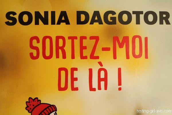 Sonia Dagotor - auteure
