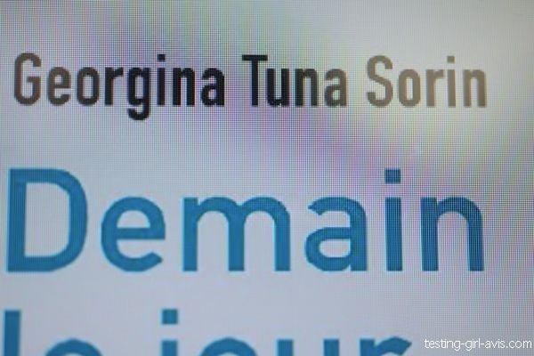 Georgina Tuna Sorin auteure indépendante