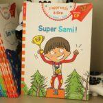 Les livres Sami et Julie – J'apprends à lire seul