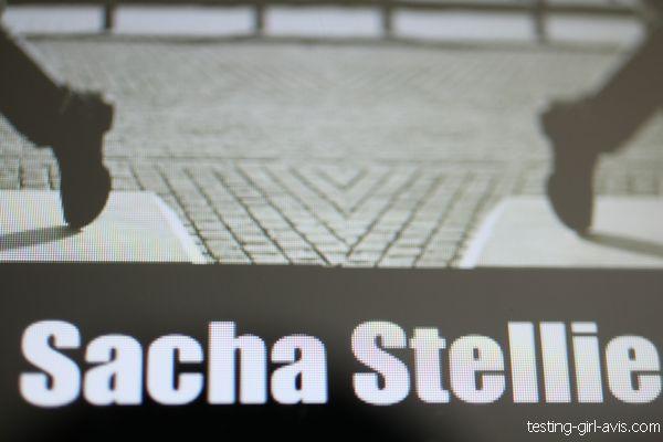 Sacha Stellie - auteure autoéditée