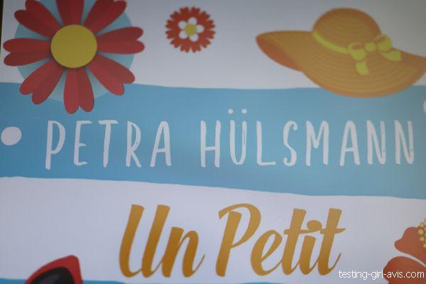 Petra Hülsmann - auteure