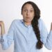 Changer de travail, mais pour faire quoi ? Femme interrogative