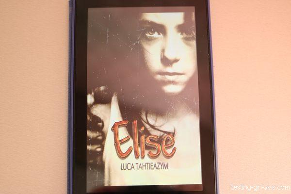 Elise de Luca Tahtieazym couverture livre