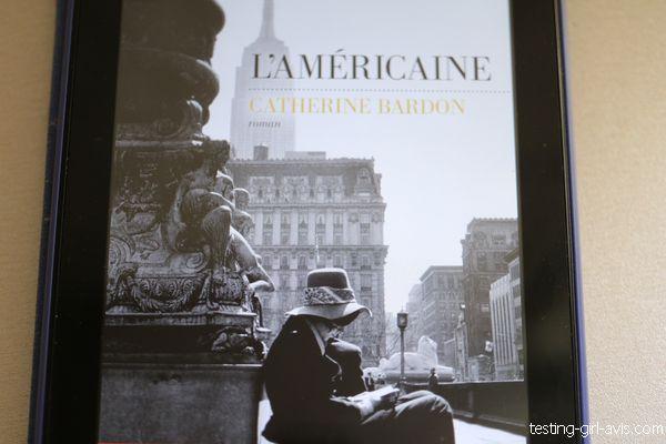 L'Américaine couverture livre